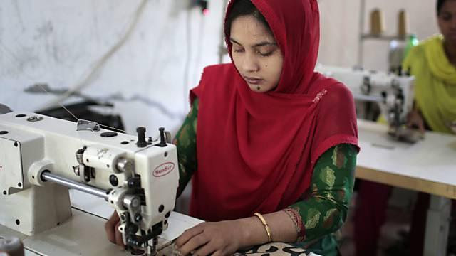 Textil-Arbeiterinnen in Bangladesch geht es nicht viel besser