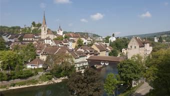 In Baden ist die Bevölkerung im Bezirk im Jahr 2015 am stärksten angestiegen.