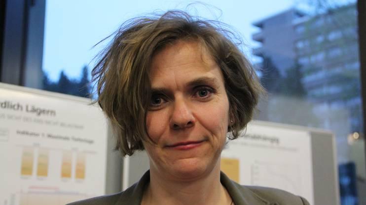 «Das Thema Mineral- und Thermalwasser muss in der Etappe 3 vertieft untersucht werden», sagt Ann-Kathrin Leuz vom Ensi.