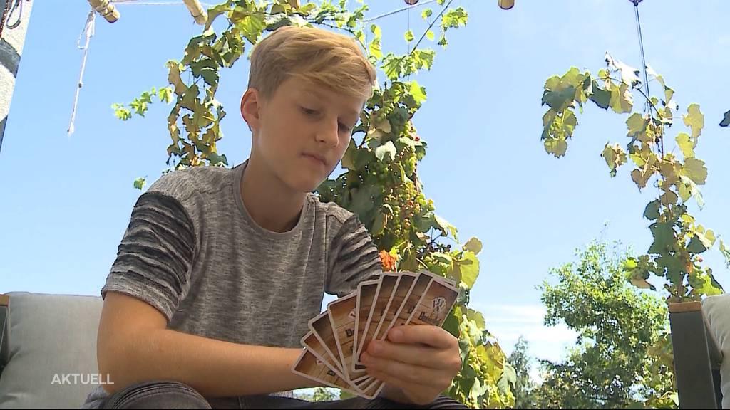 12-jähriger Grenchner trumpft im «Donnschtig-Jass» gross auf