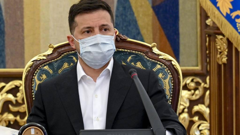 Spannungen in der Ostukraine: OSZE ruft zur Zurückhaltung auf