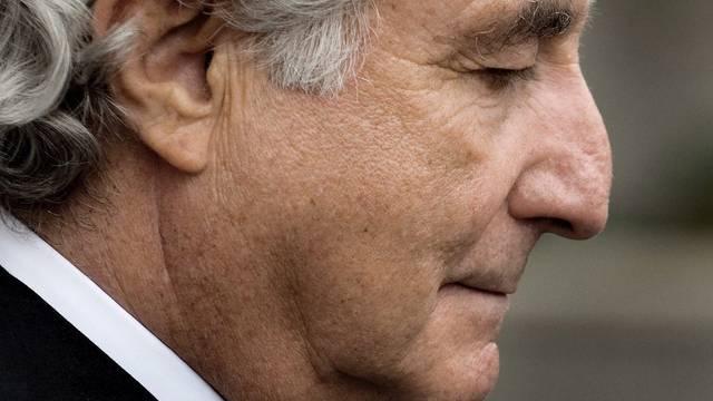 Milliardenbetrüger Bernard Madoff (Archiv)