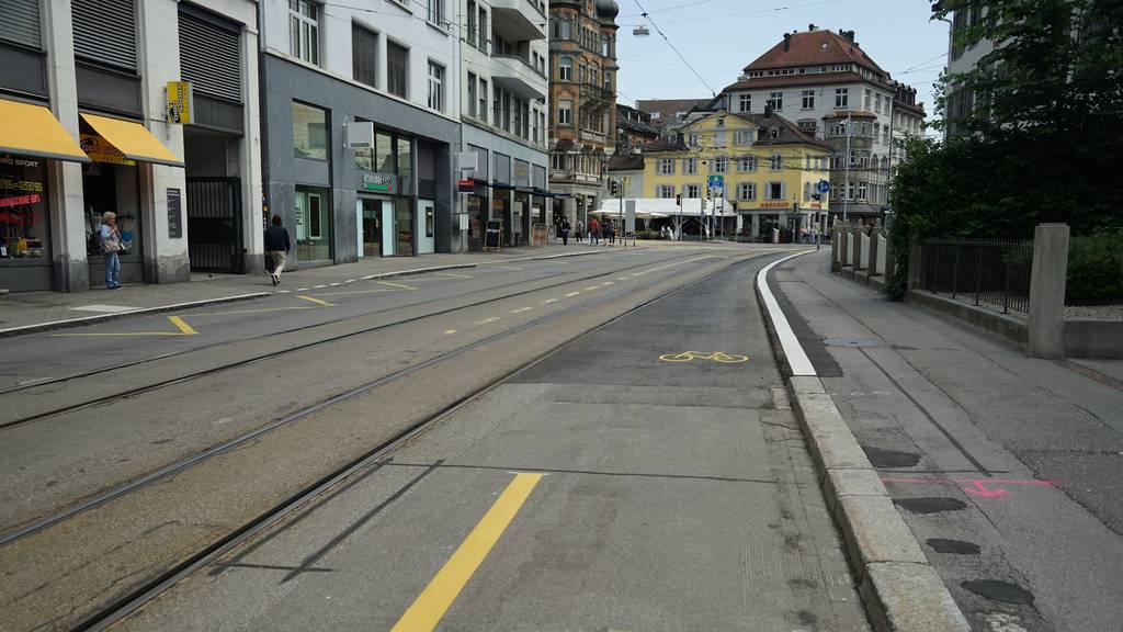 Nach Streit an Bahnhofstrasse: 20-Jähriger stirbt im Spital