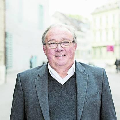 Marcel Tanner, Präsident der Wissenschaftsakademie.