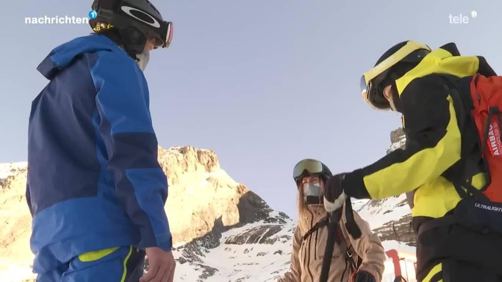 Skigebiete vor unsicherer Weihnachtszeit
