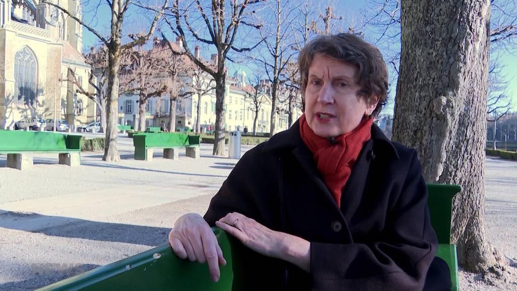 Höchste Bernerin: Neue Stadtratspräsidentin heisst Barbara Nyffeler