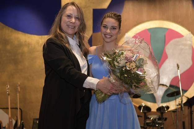Myriam Brotschi Aguiar und Viviana Cali