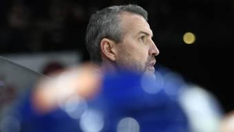 Im Fokus: ZSC-Lions-Trainer Serge Aubin.