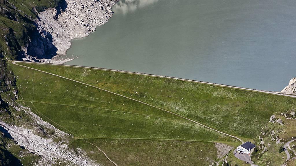 Urner Umweltverbände fordern Ausbau des Göscheneralp-Stausees