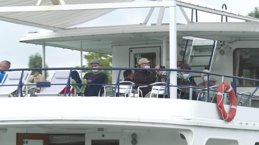 Schifffahrt auf Sparkurs: Ab morgen fährt nur noch Fähre
