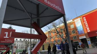 Die Swissbau 2012 weist den Weg in die Zukunft der nachhaltigen Bauweise.