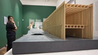 Nach dem Kürzungsentscheid des Bundes droht unter anderem dem Architekturmuseum das Aus.