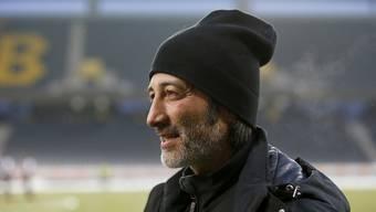 Murat Yakin übernimmt bis Ende Saison beim FC Schaffhausen.