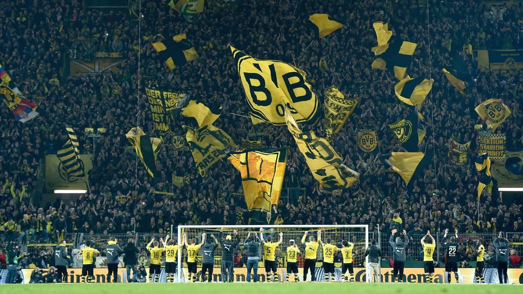 Grosses Kino garantiert: Dortmund kommt nach St.Gallen.