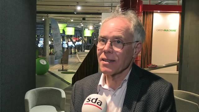 Moritz Leuenberger zum Rücktritt von Pascale Bruderer