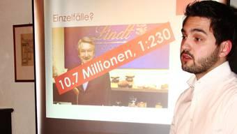 Cédric Wermuth: «800000 Leute in der Schweiz leiden unter Armut.»th