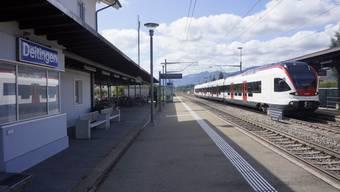 Deitinger können per Zug nach Solothurn und Olten fahren, eine Busverbindung ins Wasseramt fehlt aber weiterhin.
