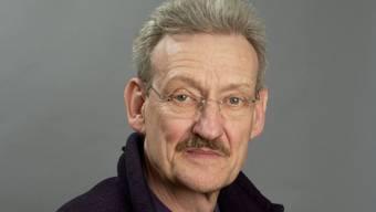 """Der Aargauer Christian Haller hat jahrzehntelang beharrlich Krisen gemeistert - bis er nun mit seinem neuem Roman """"Flussabwärts gegen den Strom"""" zu sich als Schriftsteller gefunden hat."""