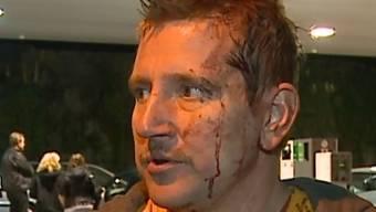 Blutiger Überfall auf Tankstellenshop in Döttiingen