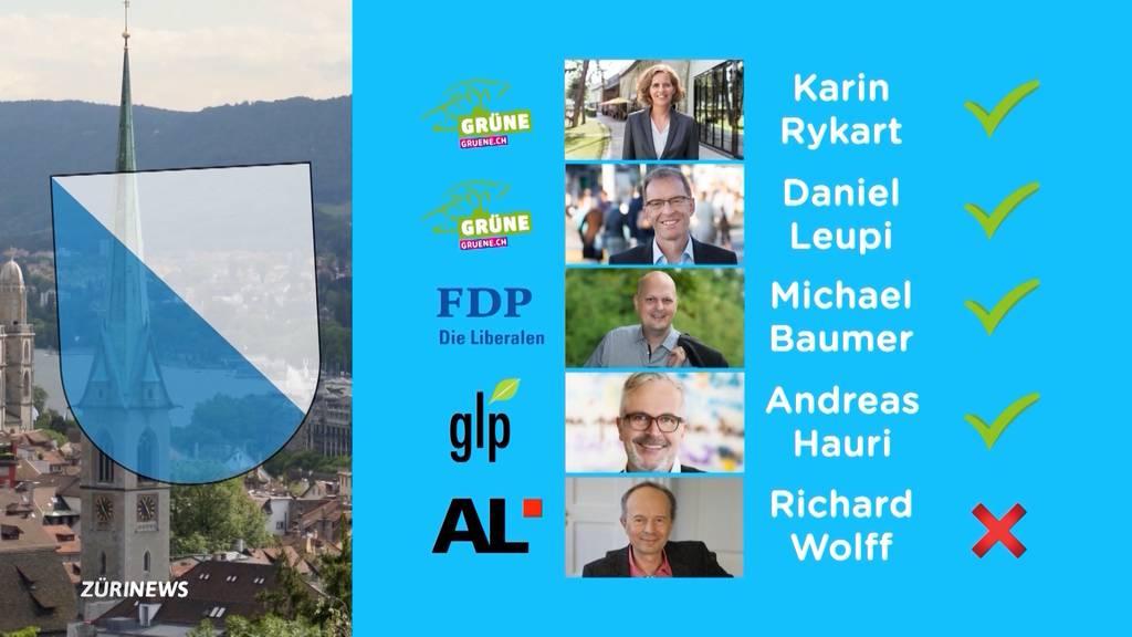 Die bisherigen Stadträte der Grünen treten nochmal an – SP entscheidet nächste Woche