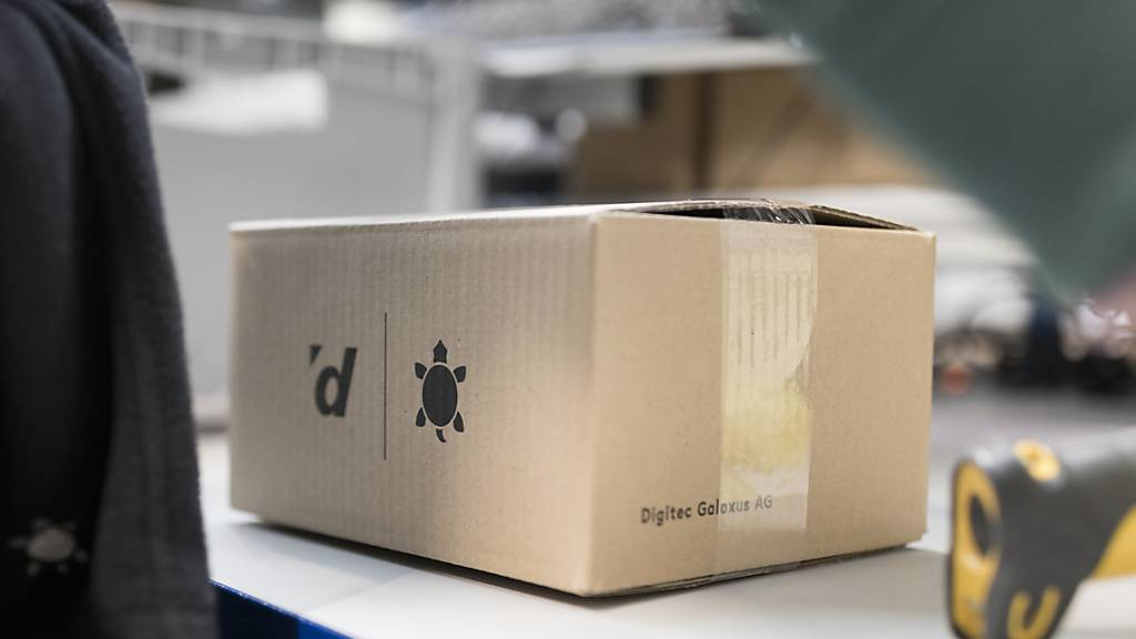 Päckli von Digitec Galaxus gibt es jetzt auch in Österreich (Symbolbild).