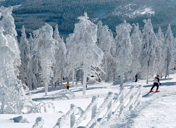 Sie ist vor allem als Wintersportparadies bekannt.
