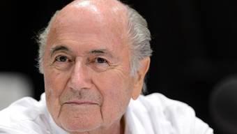 Nach Eröffnung eines Strafverfahrens verhängte die Ethikommission rasch eine Sperre gegen den damaligen Fifa-Präsidenten Sepp Blatter.