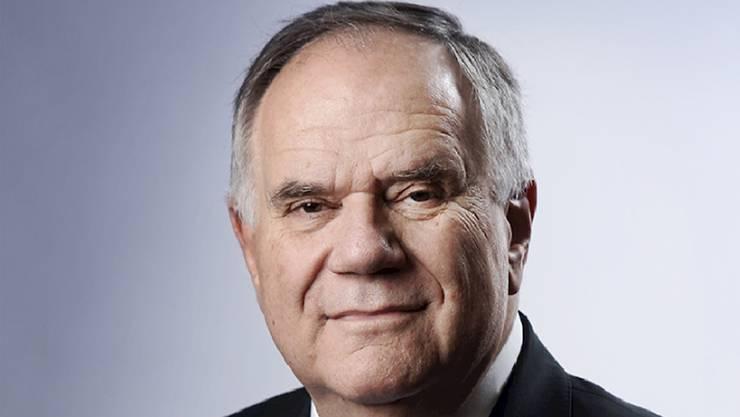 Herbert Winter ist Präsident des Schweizerischen Israelitischen Gemeindebundes.