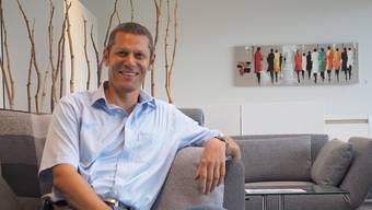 Pascal Brem: «Die nächsten Generationenwechsel werden bei vielen mittelständischen Betrieben nicht stattfinden». twe
