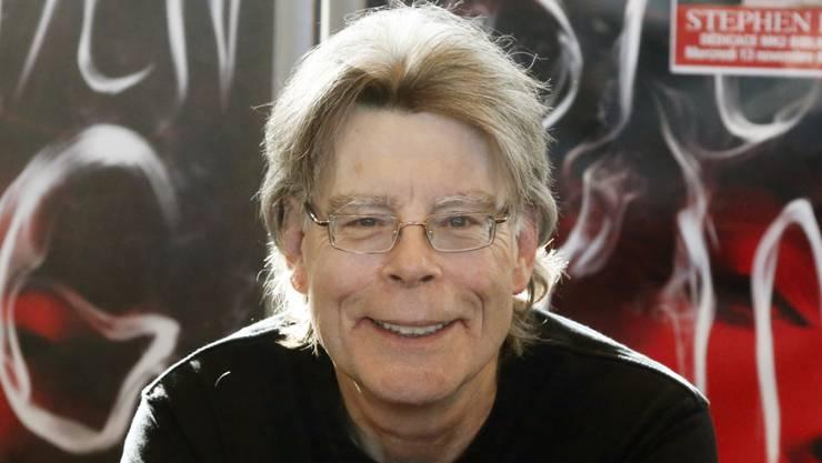 Greift wieder zum Übernatürlichen: Stephen King. (Archiv)