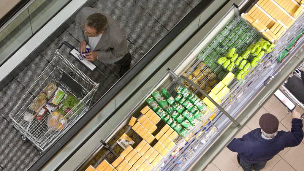 Die stark vom Privatkonsum geprägte Binnenwirtschaft liefert wichtige Impulse für die Schweizer Konjunktur. (Archivbild)