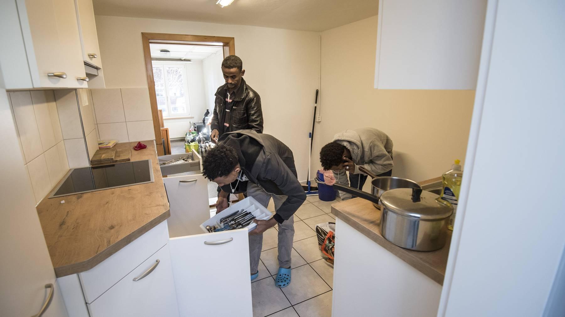 In Asylunterkünften leben Menschen aus unterschiedlichsten Kulturen unter einem Dach.