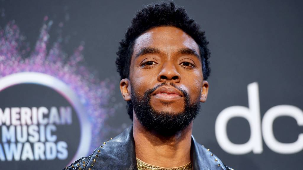 «Black Panther»-Star Chadwick Boseman tot