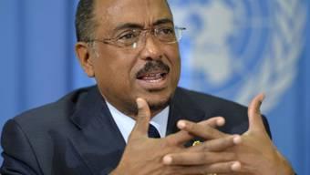 Michel Sidibé, Direktor des Aids-Programms UNAIDS (Archiv)