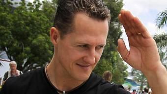 Weitere Ehrung für Michael Schumacher