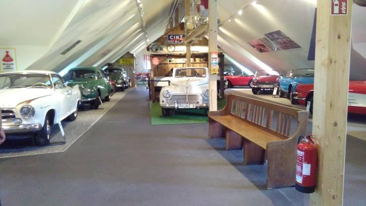 Traktoren-und Oldtimer Auto-Museum Bodensee
