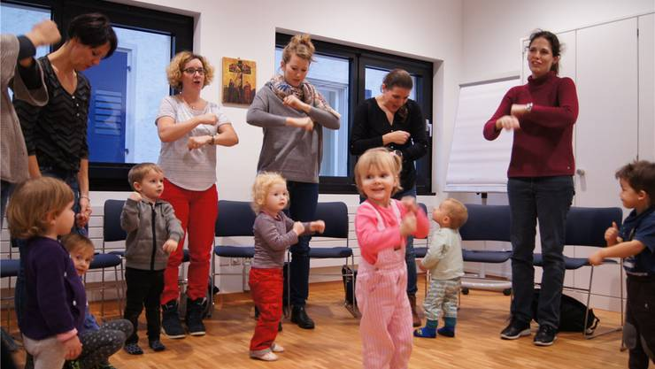Eltern-Kind-Singen Lenzburg