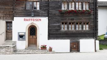 Musste viel Macht abgeben, jetzt bestimmt sie mit: Regionale Raiffeisen-Bank.