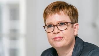 Ruth Müri ist in Menziken geboren und in Baden aufgewachsen. Seit 2013 sitzt sie dort im Stadtrat. Sie ist zudem Grossrätin (Grüne) und Ständeratskandidatin. SAN