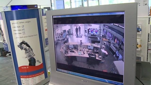 Ladenbesitzer rüstet sich gegen Verbrecher