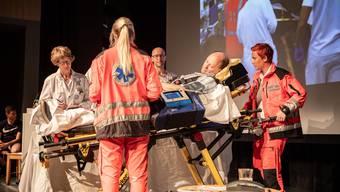 Notfallbehandlung Vortrag