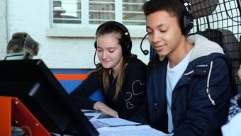 Dietiker Sek-Schüler machen Radio