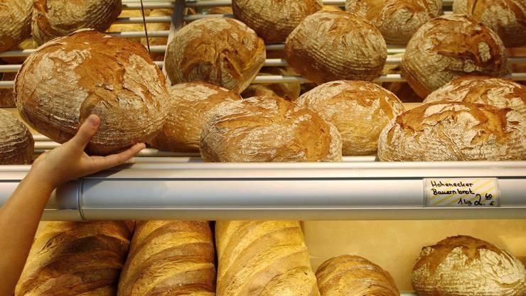 Einzelbäckereien haben einen schweren Stand und werden vermehrt von Kleinketten übernommen. (Symbolbild)