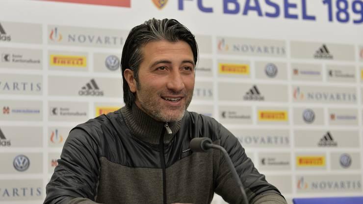 Murat Yakin startete seine Profikarriere bei GC.