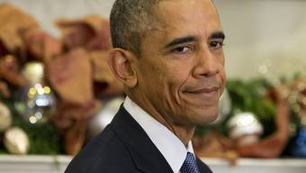 US-Präsident Barack Obama im Weissen Haus (Archivbild)