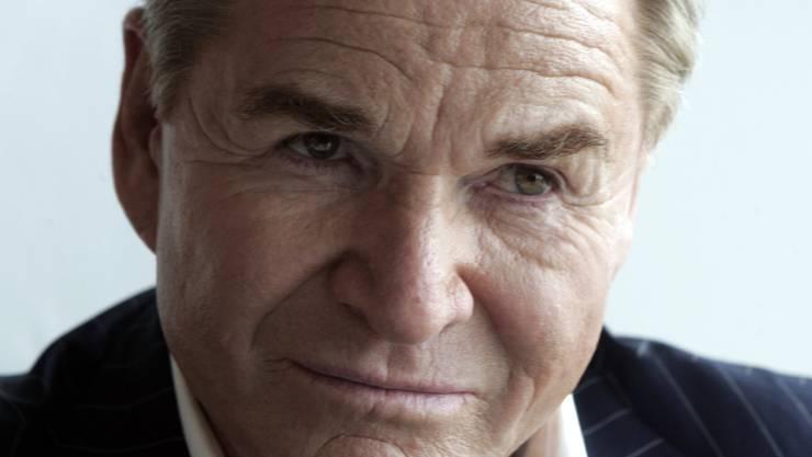 Fast ein Jahr nach dem Tod seiner Frau kämpft der deutsche Schauspieler Fritz Wepper weiterhin mit diesem Schicksalsschlags. (Archivbild)