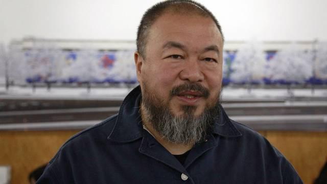 Der chinesische Künstler Ai Weiwei (Archiv)