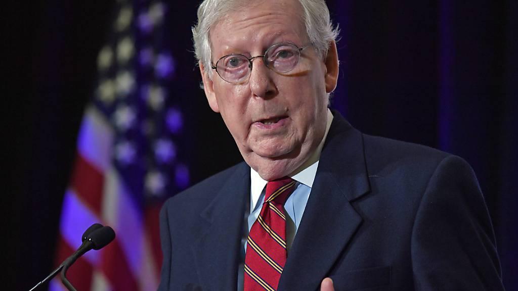 Blockade im US-Senat gegen höhere Corona-Hilfen bleibt