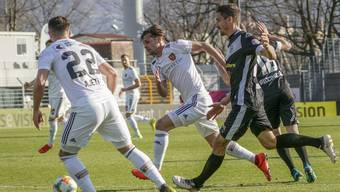 Bildergalerie: FC Lugano - FC Basel (10.3.19)