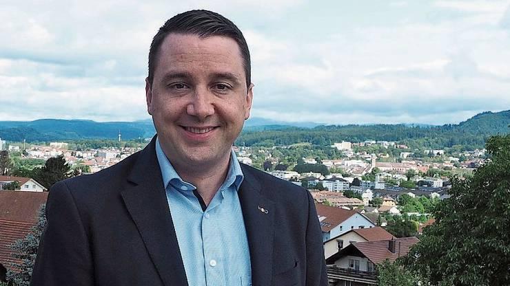 Bruno Tüscher – hier beim Chäppeli oberhalb des Dorfes – ist seit 2018 Gemeindeammann in Münchwilen.